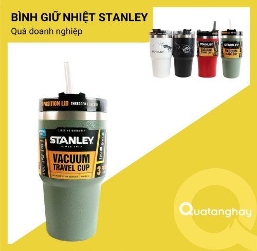 Bình giữ nhiệt thép không gỉ Stanley chính hãng